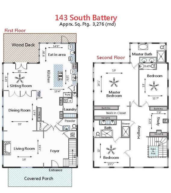 143 S Battery Street Charleston, SC 29401