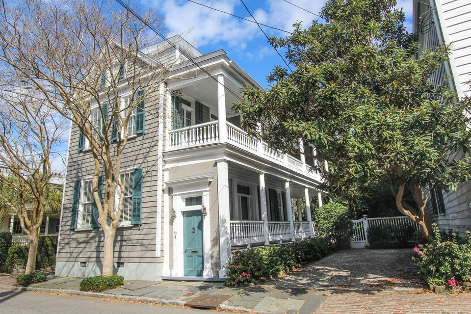 South of Broad Homes For Sale - 44 Legare, Charleston, SC - 2