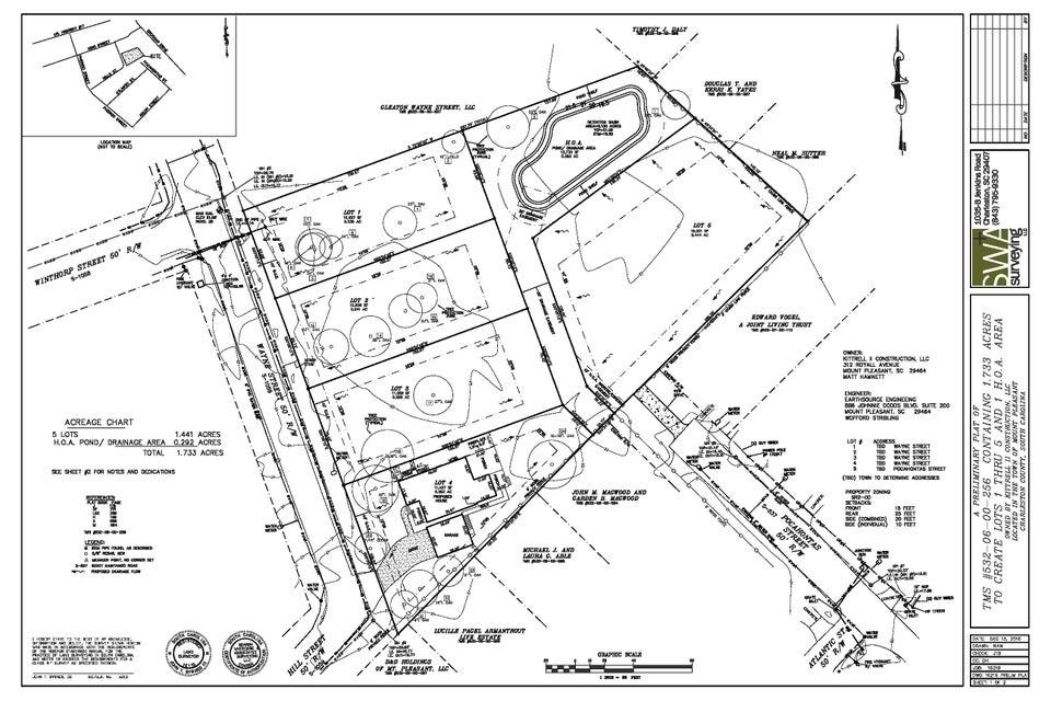 Old Mt Pleasant Homes For Sale - 1324 Wayne, Mount Pleasant, SC - 1