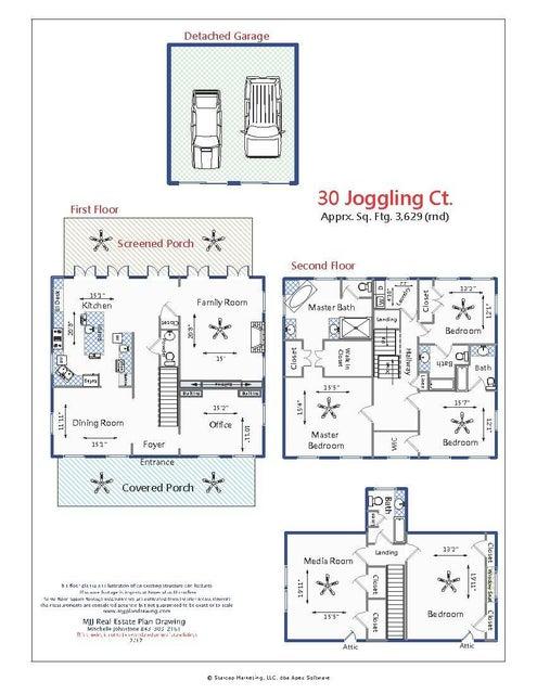 30  Joggling Street Mount Pleasant, SC 29464