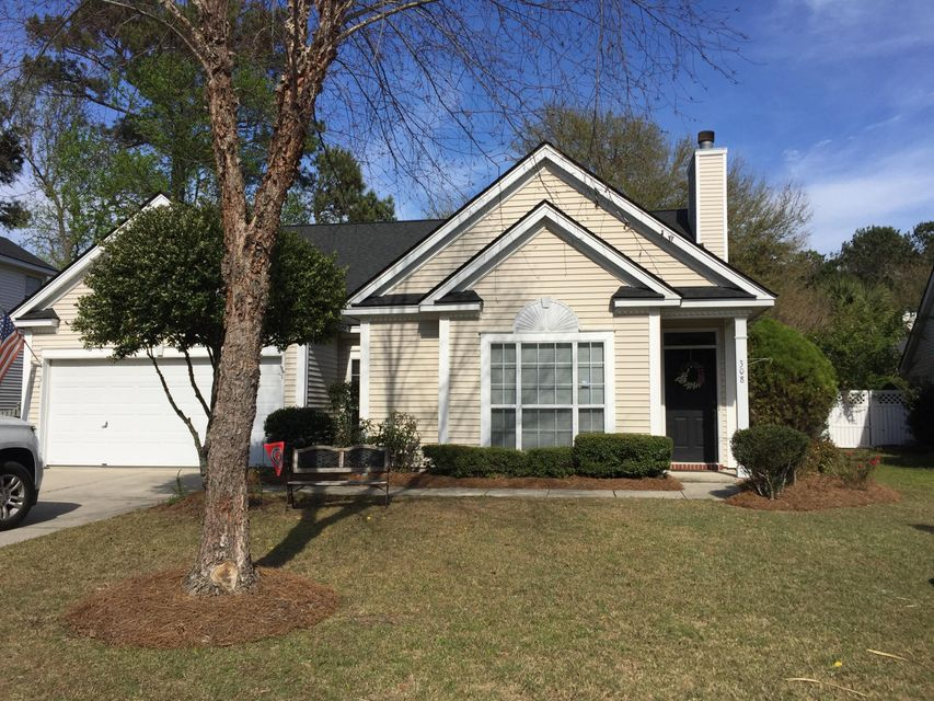 308  Rice Bay Drive Mount Pleasant, SC 29464
