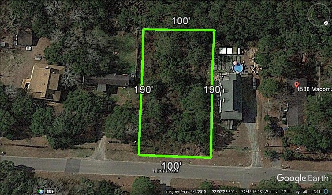1580  Macoma Drive Mount Pleasant, SC 29466