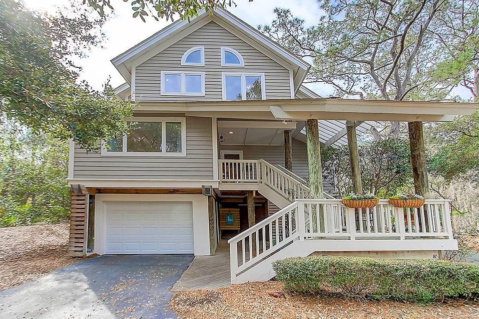 2202  Oyster Catcher Court Seabrook Island, SC 29455