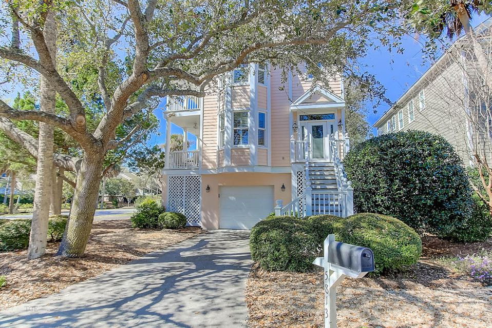 5813  Back Bay Drive Isle Of Palms, SC 29451