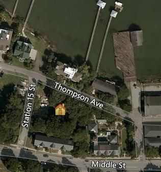 1501  Thompson Avenue Sullivans Island, SC 29482