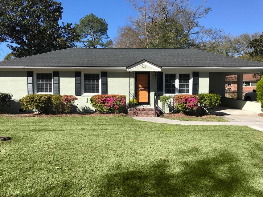 743  Magnolia Road Charleston, SC 29407