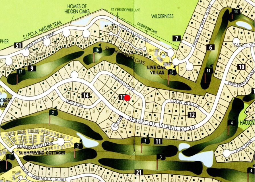 2665  Gnarled Pine Seabrook Island, SC 29455