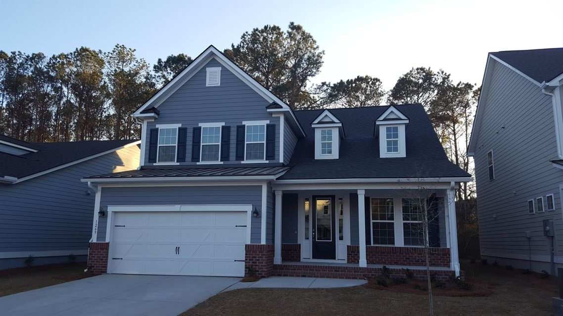 1269  Pearwood Court Mount Pleasant, SC 29466
