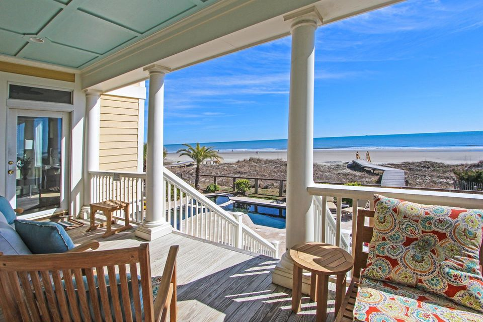 Isle of Palms Homes For Sale - 810 Ocean, Isle of Palms, SC - 2