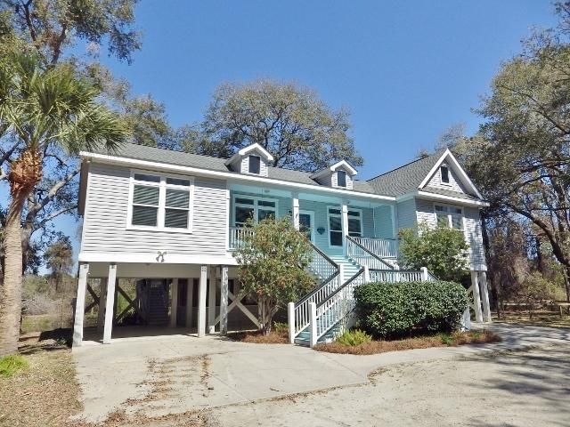 8227  Seaside Oaks Lane Edisto Island, SC 29438