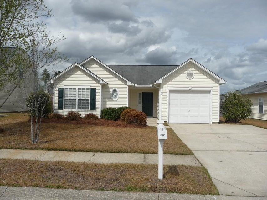 138  Patriot Lane Summerville, SC 29486