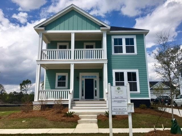 3644  Spindrift Drive Mount Pleasant, SC 29466