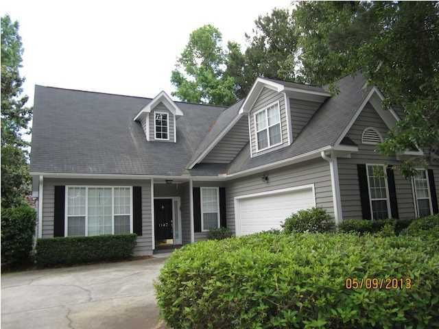 1147  Holly Bend Drive Mount Pleasant, SC 29466