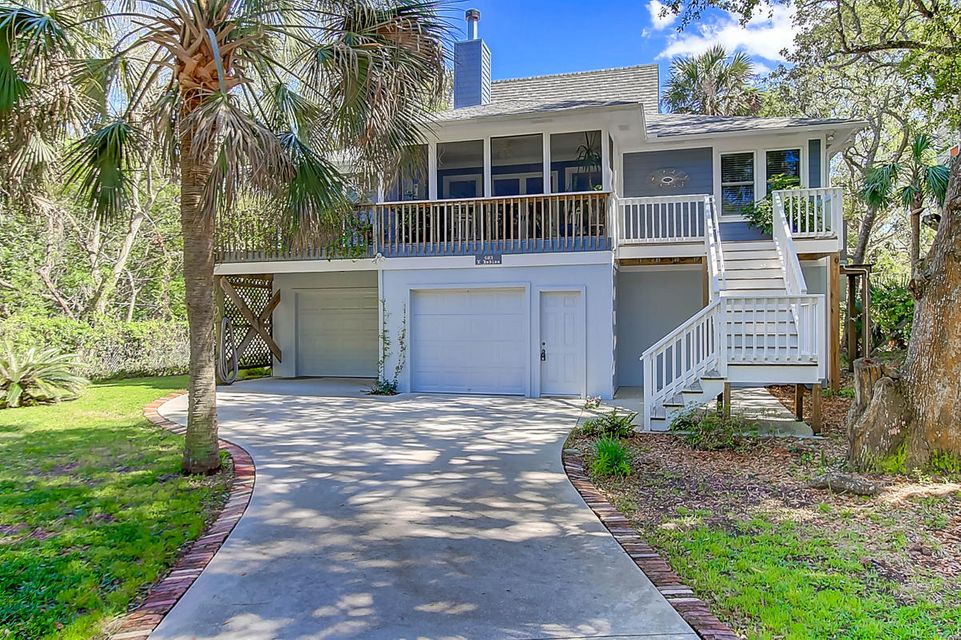 403 E Indian Avenue Folly Beach, SC 29439