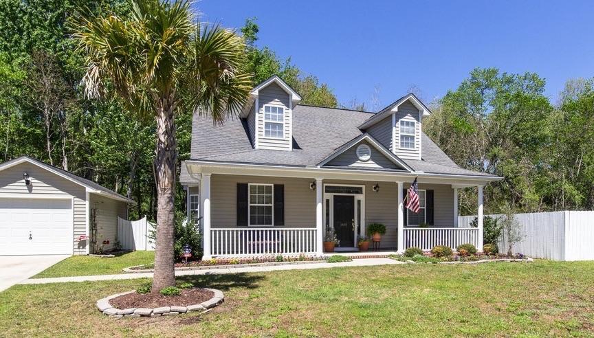 1481  Swamp Fox Lane Charleston, SC 29412