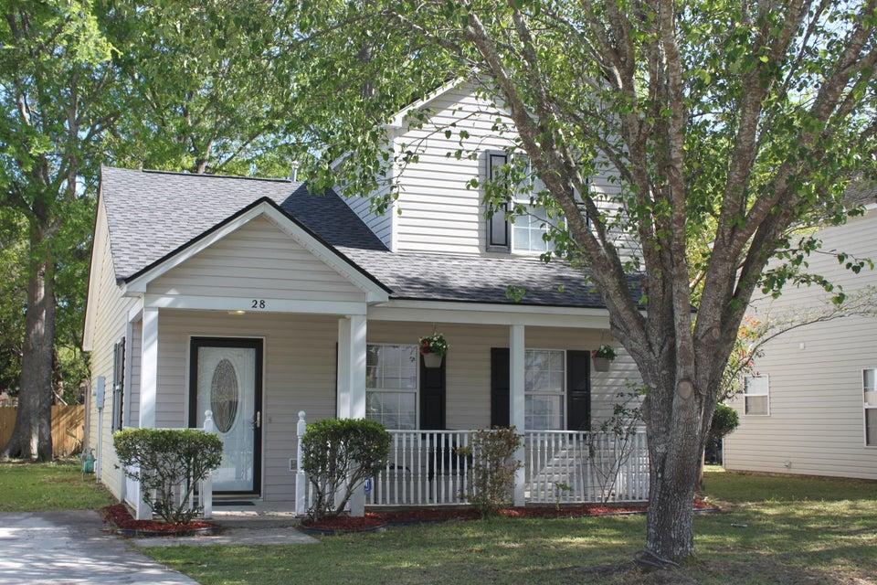 28  Woodleaf Ct. Charleston, SC 29407