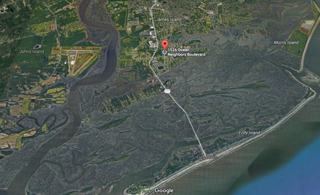 1526  Ocean Neighbors Boulevard Charleston, SC 29412