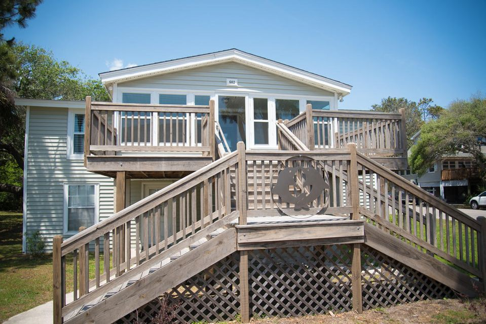 602 W Ashley Avenue Folly Beach, SC 29439