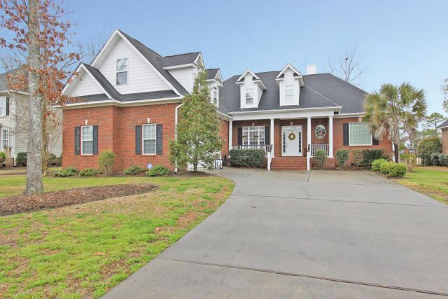 8863 E Fairway Woods Circle North Charleston, SC 29420