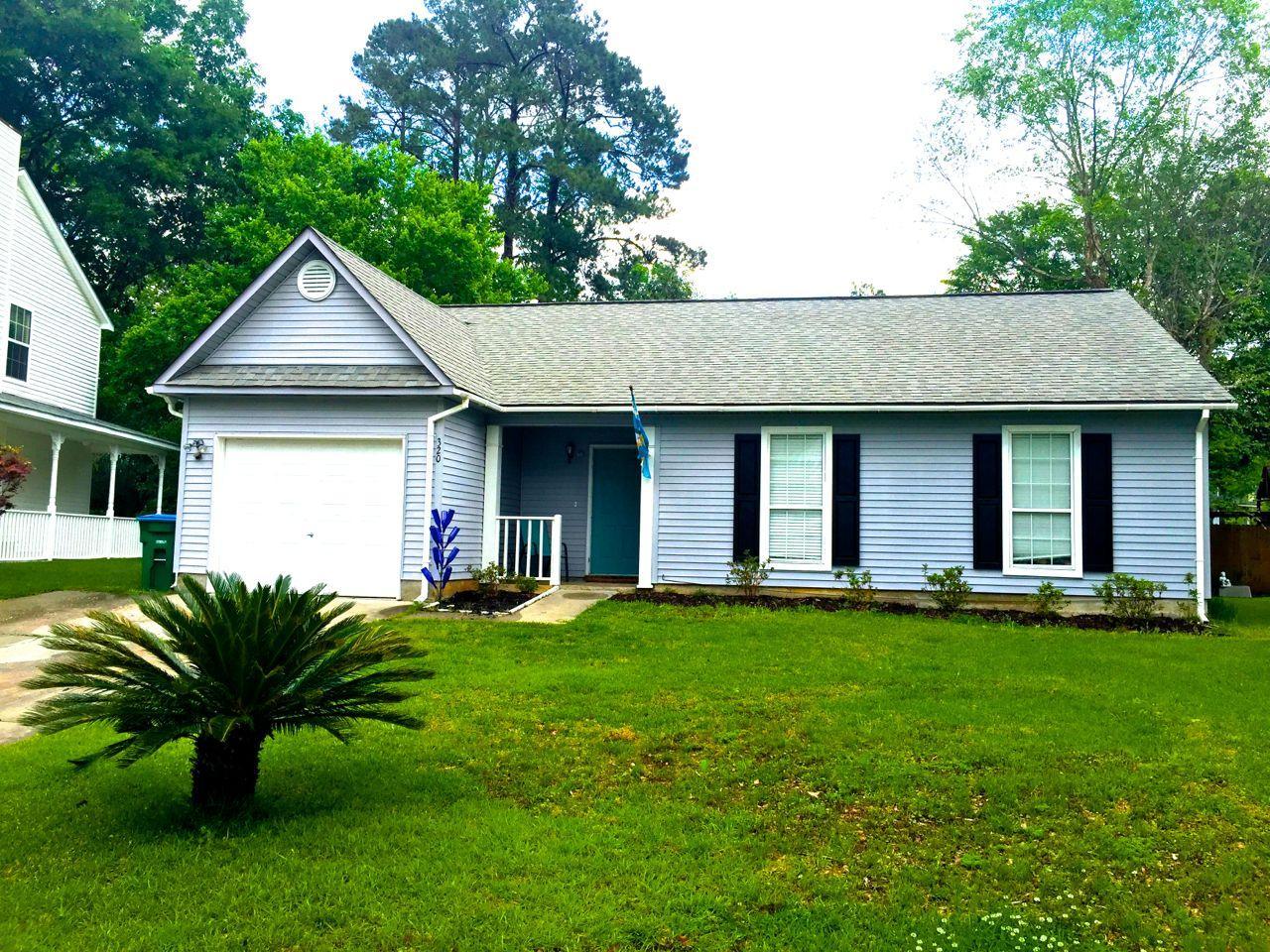 320  Parish Parc Drive Summerville, SC 29485