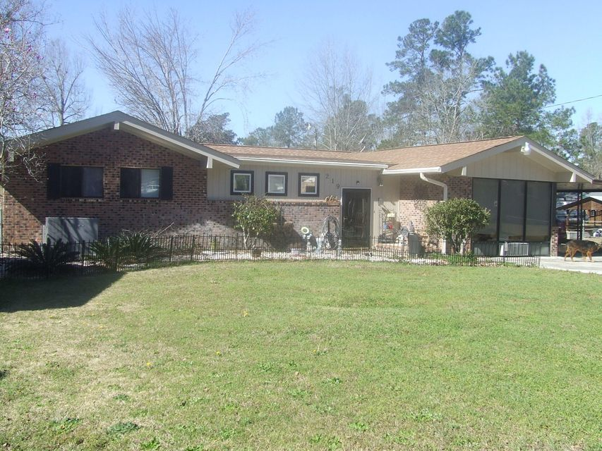 219  Lake Moultrie Drive Bonneau, SC 29431