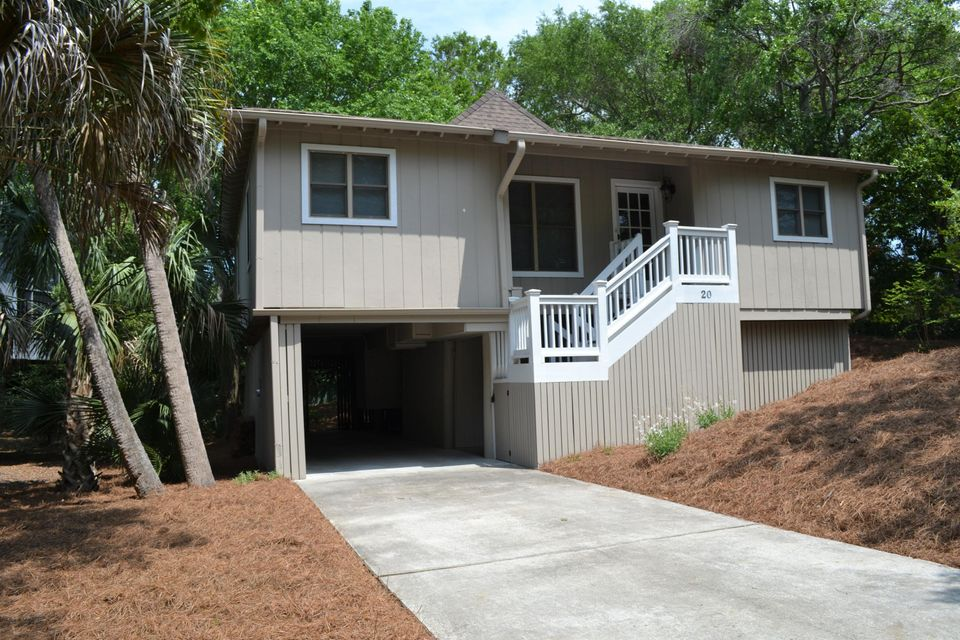 20  Sandpiper Court Isle Of Palms, SC 29451