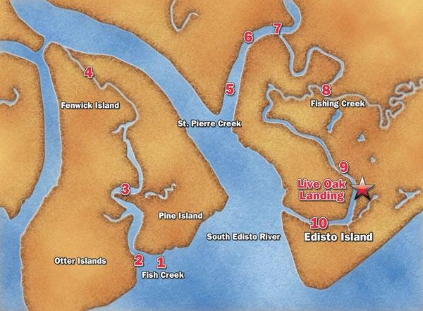 O  Palmetto Road Ext Edisto Island, SC 29438