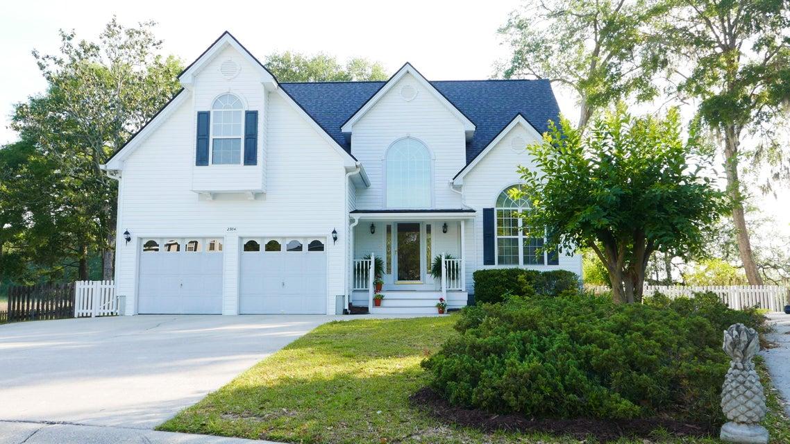 2304  Marsh Lake Court Charleston, SC 29414