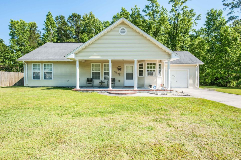 216  Genevia Road Goose Creek, SC 29445