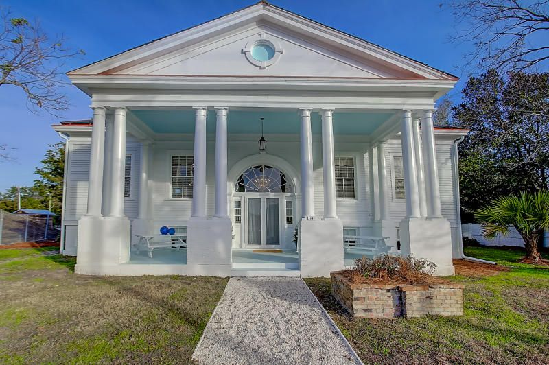 Sullivans Island, SC 5 Bedroom Home For Sale