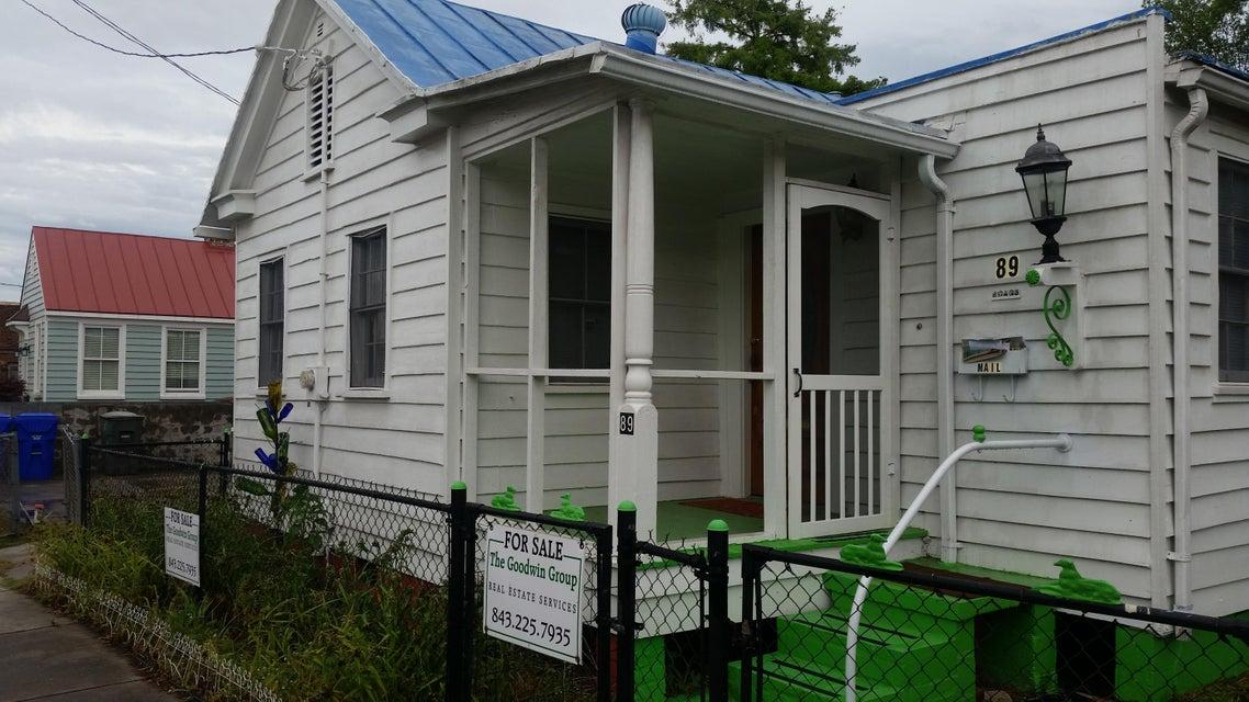 89  Romney Street Charleston, SC 29403