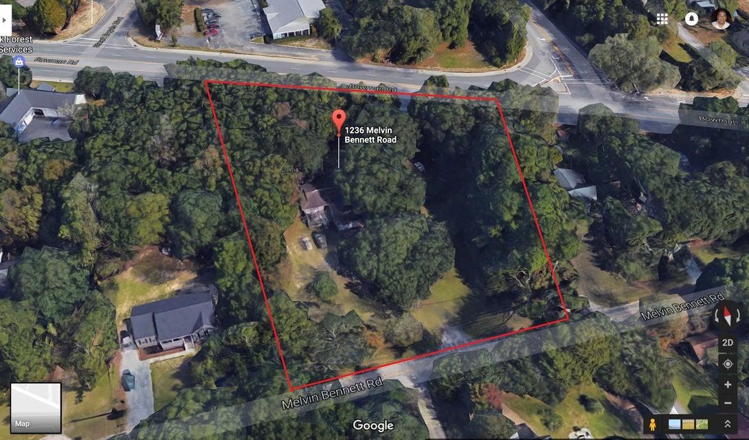 1236  Melvin Bennett Road Mount Pleasant, SC 29464
