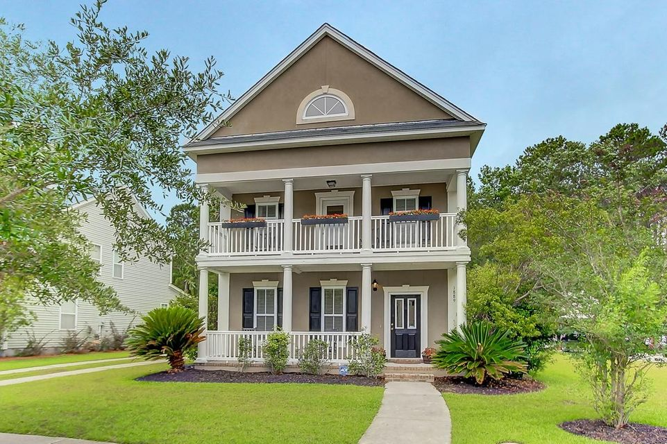 1889  Hubbell Drive Mount Pleasant, SC 29466