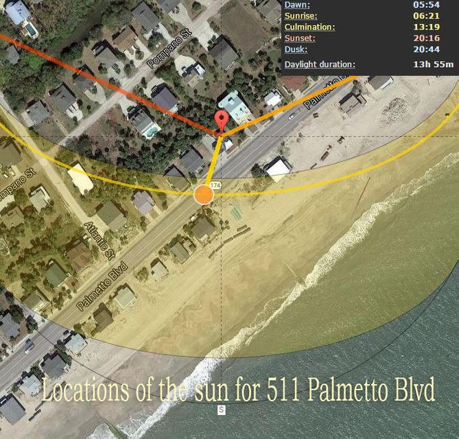 511  Palmetto Boulevard Edisto Island, SC 29438