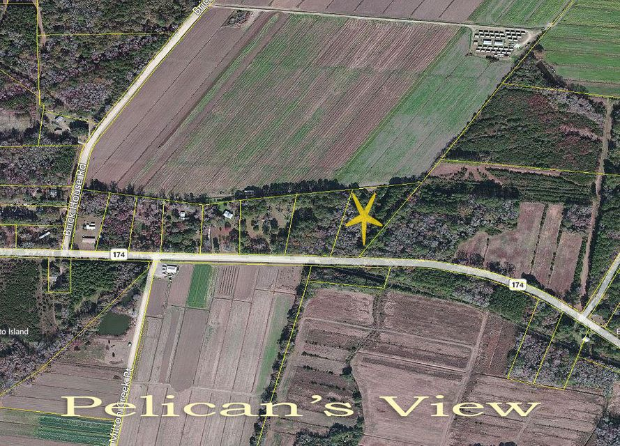 Hwy 174  Lot 3C Edisto Island, SC 29438