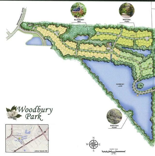 25  Woodbury Park Drive Johns Island, SC 29455