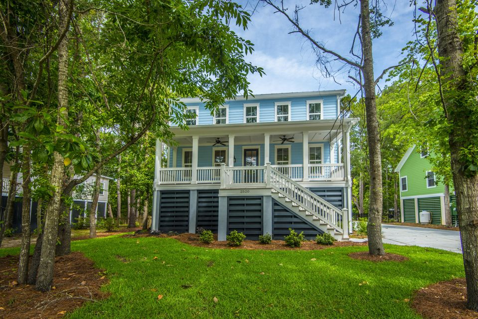 Charleston National Homes For Sale - 2520 Charter Oaks, Mount Pleasant, SC - 1