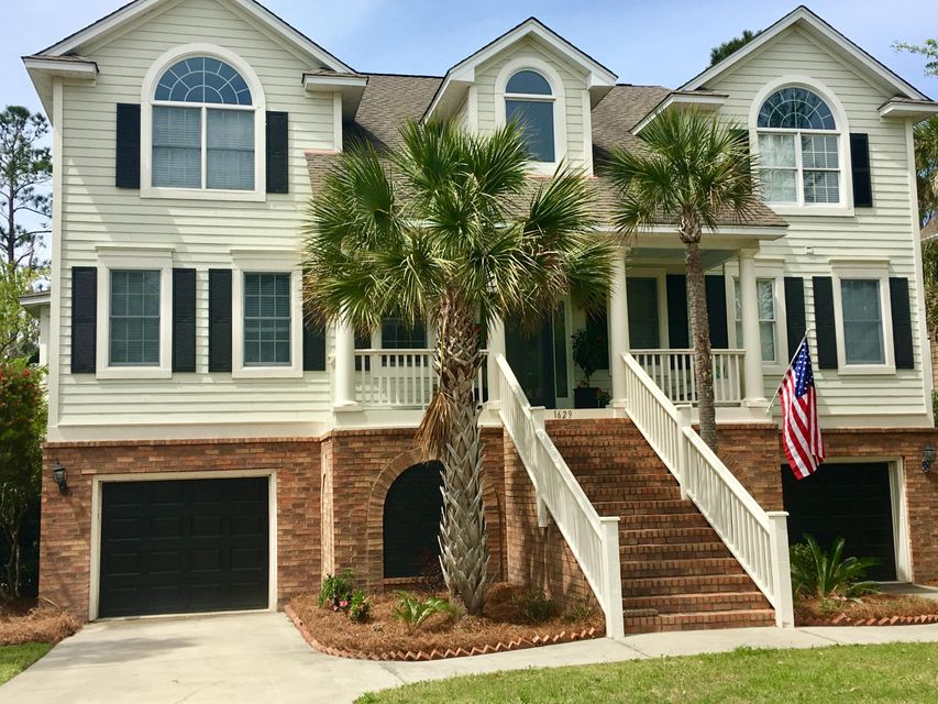 1629 Sewee Fort Road, Mount Pleasant, SC 29466