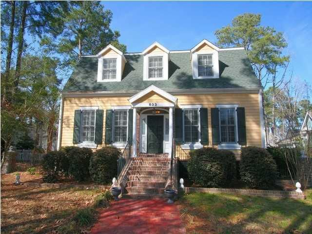833  Tupelo Bay Drive Mount Pleasant, SC 29464