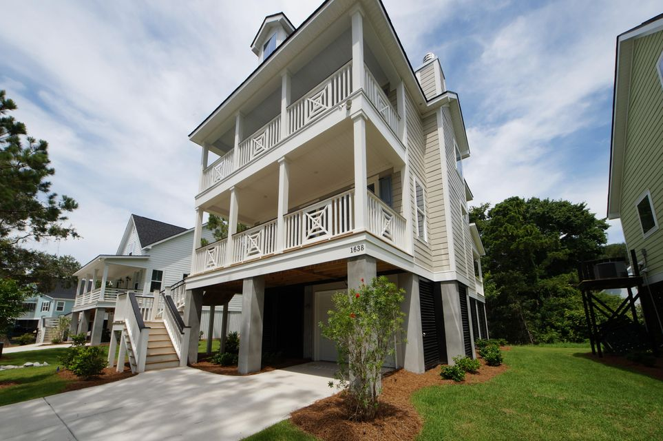Cottages on Periwinkle Homes For Sale - 1638 Periwinkle Dr, Mount Pleasant, SC - 2