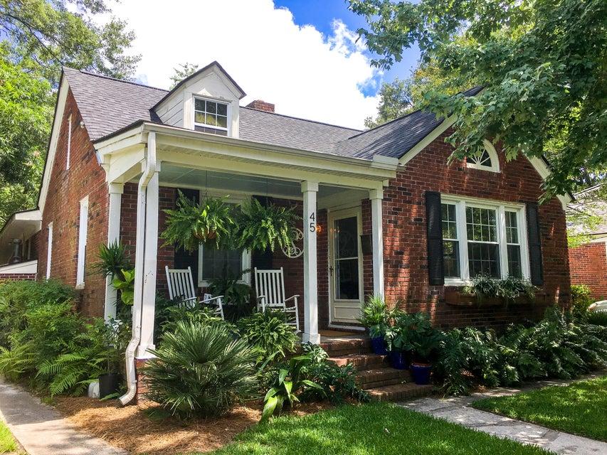 45  Lyttleton Street Charleston, SC 29407