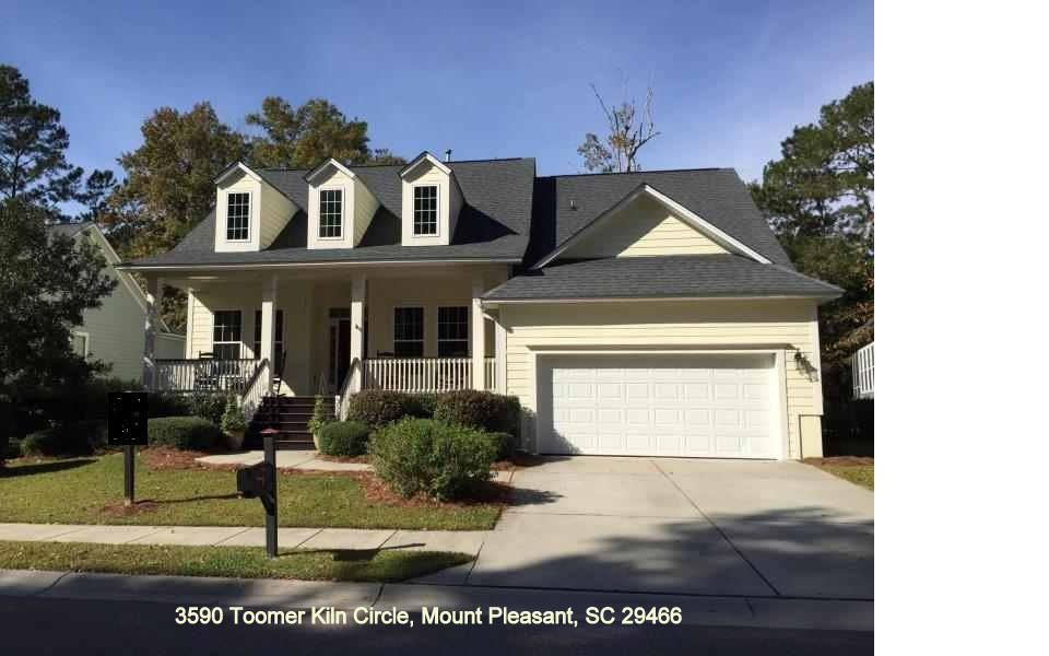 3590  Toomer Kiln Circle Mount Pleasant, SC 29466