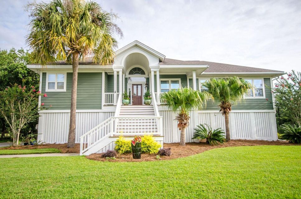 661  Oak Marsh Drive Mount Pleasant, SC 29464