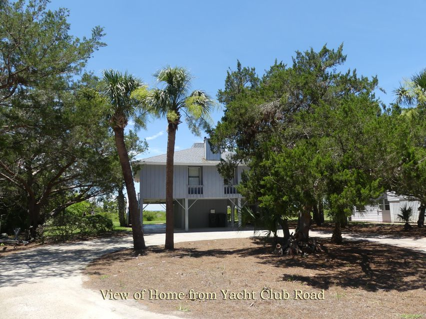 3602  Yacht Club Road Edisto Beach, SC 29438