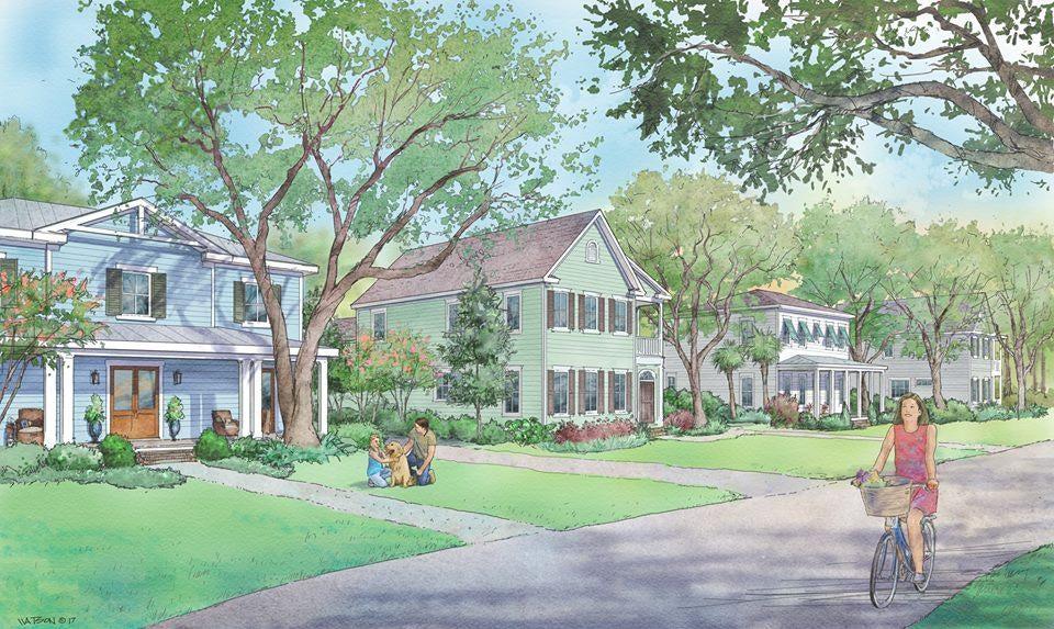 Old Mt Pleasant Homes For Sale - 1324 Wayne, Mount Pleasant, SC - 0