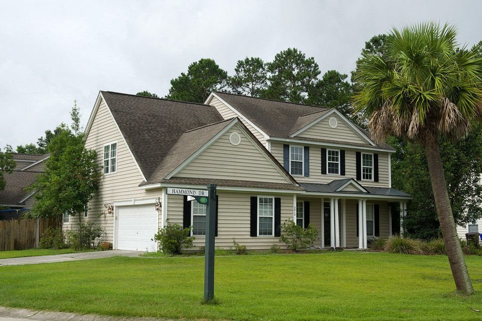 2012  Hammond Drive Mount Pleasant, SC 29466