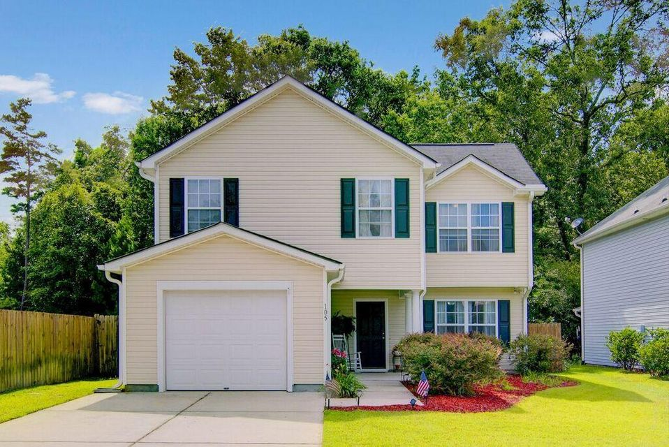 105  Lovette Court Goose Creek, SC 29445