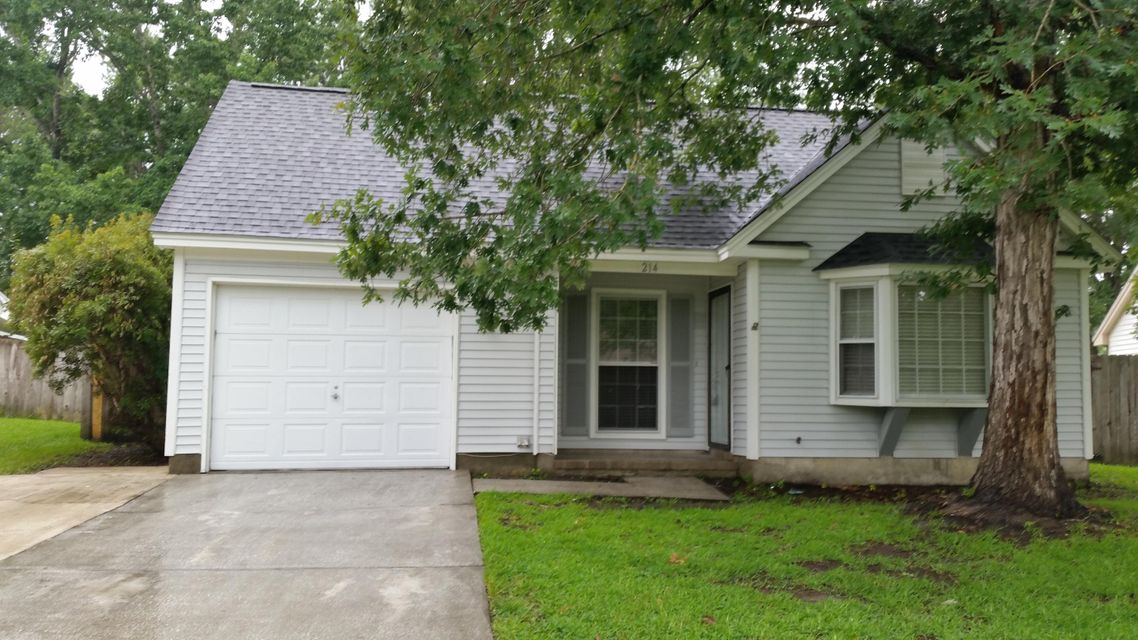 214  Alston Circle Goose Creek, SC 29445