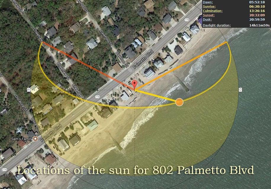 802  Palmetto Boulevard Edisto Island, SC 29438