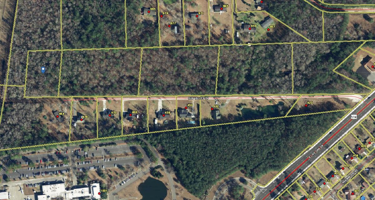 Sun Valley Lane Moncks Corner, SC 29461